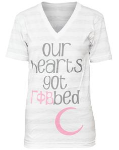 Gamma Phi Beta @Elizabeth Wilson, you should show this to Delta Chi's MVP as a bid day option...it's so cute!