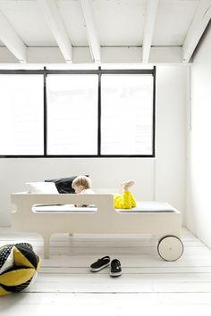 Rafa-kids toddler bed