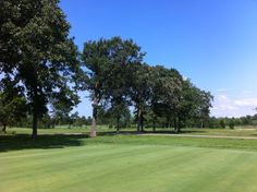 Rolling Meadows Golf and Country Club Practice Putting Green