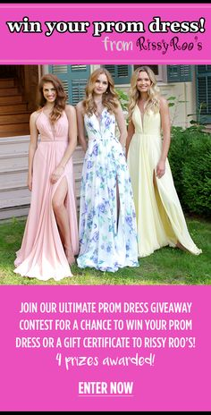 022cbcd6904 WIN Your Prom Dress In Our Ultimate Prom Dress Giveaway Contest!