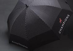 Champions Brand Identity by Ideas Factory , via Behance
