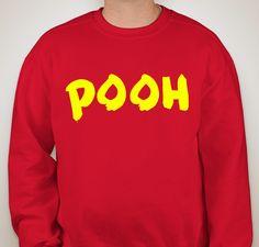Pooh Crewneck