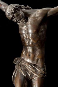 Juan de Bolonia (1529-1608): Crucificado, 1573.