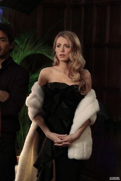 Blake Lively as Serena van der Woodsen in Gossip Girl / Upper East Side, New York #fashion #style