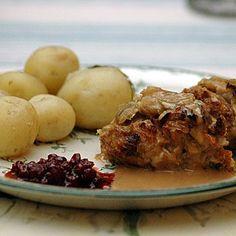 Recept kålpudding