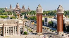 While you're in Madrid, take the opportunity to visit Barcelona for the day by train. Catch a high-speed rail connection direct from Madrid and travel across the heart of Spain to Barcelona. Then tour the city's famous sights on a sightse Visit Barcelona, Barcelona Travel, Menorca, Ibiza, Cannabis, Gaudi Mosaic, Madrid, Parc Guell, Sightseeing Bus