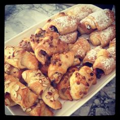 Croissants can be made at home via Anna Olsen!