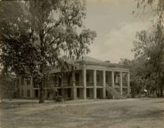 Belle Alliance Plantation in Napoleonville, Louisiana