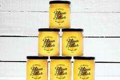 Etiquette pot de miel