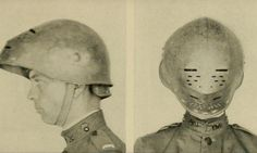 Pulling from the 1920 book Helmets and Body Armor in Modern Warfare by Bashford Dean, YouTube user Chubachus recently shared several photos of the experimental helmets designed by the United States military during World War I. As the video's explanation states, some of the helmets were partial ...
