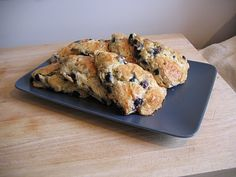 Huckleberry Scones