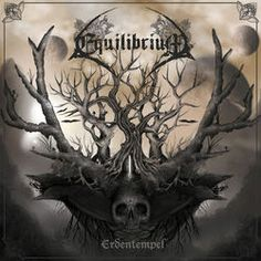 The cover of Equilibrium's album : Erdentempel