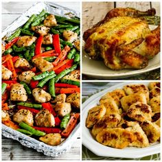 Low-Carb Recipe Love: The BEST Low-Carb Baked Chicken Recipes from Kalyns Kitchen
