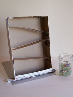 marble run, the boys would love this