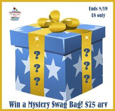 $75 Mystery Swag Bag from mom does reviews