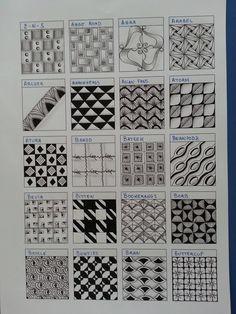 Zentangles~2~B