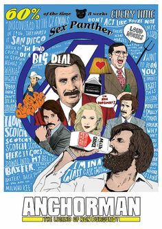 Anchorman by Peter Strain. Can't wait for the second one!
