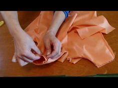 Como costurar blusa com forro e zíper embutido. Fechamento de cavas e decotes parte 1. Aula 134 - YouTube