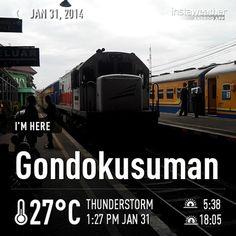 Yeah i'm here Yogyakarta