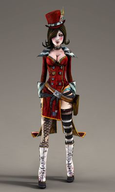 Moxxi-borderlands art,so cool. Borderlands Moxxi, Borderlands Tattoo, Borderlands Cosplay, Borderlands Series, Tales From The Borderlands, Lilith Borderlands, Character Outfits, Game Character, Character Design
