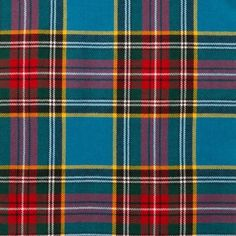 MacBeth Modern Lightweight Tartan by the meter – Tartan Shop