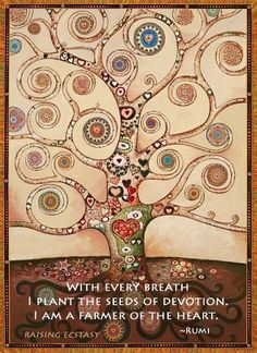 Raising Ecstasy~ Tree of Life