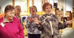 Kind Strangers Surprise Women In A Retirement Home With Makeovers - Heartwarming Video