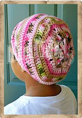Ravelry: African Flower Slouchy pattern by Jamie Carder-Haas