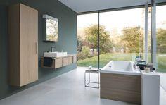 Duravit - Bathroom design series: Vero - washbasins, toilets, bidets and bath tubs from Duravit.