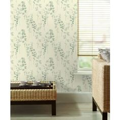 Crown Odyssey Wallpaper Green From Homebase Co Uk