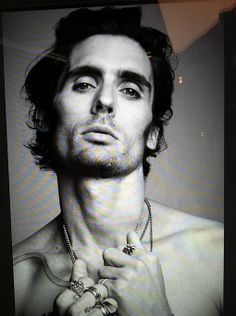 All-American Rejects' Tyson Ritter | Ford Models