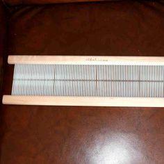 Ashford Webblatt 50/10 f. Rigid Heddle 40cm - Heikes Handgewebtes