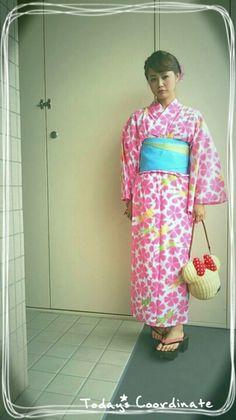 浴衣style|新垣里沙オフィシャルブログ「Risa!Risa!Risa!」Powered by Ameba