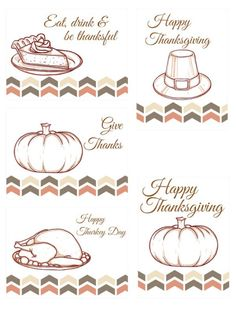 Free Thanksgiving Project Life Printable from scrappystickyinkymess Free Thanksgiving Printables, Thanksgiving Projects, Happy Thanksgiving, Free Printables, Mini Albums, Planner Sheets, Project Life Cards, Pocket Letters, Give Thanks