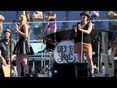 """Delta Rae - """"New Days"""" - 2013 Cayamo Music Cruise"""