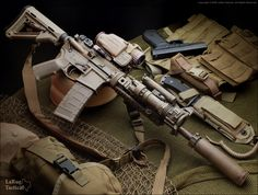 two tone black and flat dark earth glock | look closely i detect fde locking sleeve and mount on the CNVD-T and ...