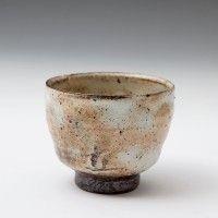 Tea cup by Lee Kang-Hyo. At Goldmark gallery  Nov 2014.
