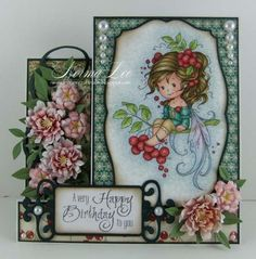 A Very Happy Birthday to You by Norma25 - Cards and Paper Crafts at Splitcoaststampers