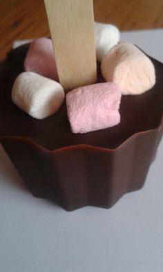 Sucette de chocolat idée cadeau noel / gift / chistmas / idea / chocolate