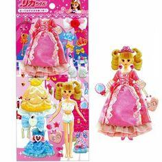 Kamio Japan Doll Stickers HELLO Rica-chan Series by Kamio Japan. $9.20