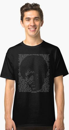 Ezekiel 25:17 classic t-shirt - Pulp Fiction - Jules Winnfield - Quentin Tarantino - Cult movie - pop culture
