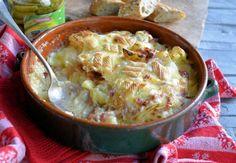 Lavender and Lovage   Ski Chalet Supper: Tartiflette Savoyarde with Reblochon Cheese   http://www.lavenderandlovage.com