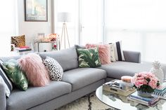 Tour a Sophisticated and Serene Chicago High Rise
