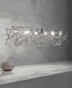 Etoile Chandelier | Christian Lava for Terzani