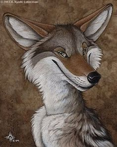 Coyote the Trickster http://coyotenetworknews.com/radio-show/