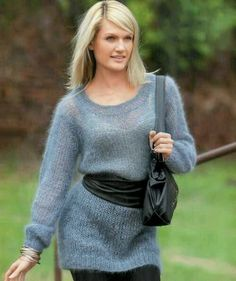#sweater #mohair