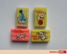 Gumki Chińskie - ale pachniały!