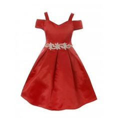 New Arrival Dresses & Outfits - Sophia's Style Girls Christmas Dresses, Holiday Dresses, Summer Dresses, Formal Dresses, Girls Dress Shoes, Dress Outfits, New Arrival Dress, Dress With Bow, Lace Overlay
