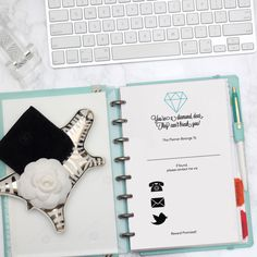 The Strange & Charmed Shop is pleased to announce the launch of our first continuous planner! This 17 Month Printable Planner is a comprehensive solution that includes of a number of beautiful and well designed layouts that will help youREAD Printable Planner, Printables, A5 Diary, Home Binder, Planner Inserts, Planner Organization, Pen And Paper, Life Planner, Filofax
