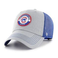 Chicago Cubs Adjustable Porter Mesh Cap by Cubs Hat, Mesh Cap, Sports Caps, Mlb Teams, Snapback Hats, Trucker Hats, Dad Hats, Major League, Chicago Cubs